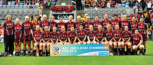 Galway Senior Camogie suffer heartbreak for a second successive year in the All Ireland final against Wexford.