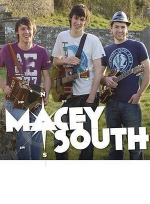 Macey South play The Snug this weekend.