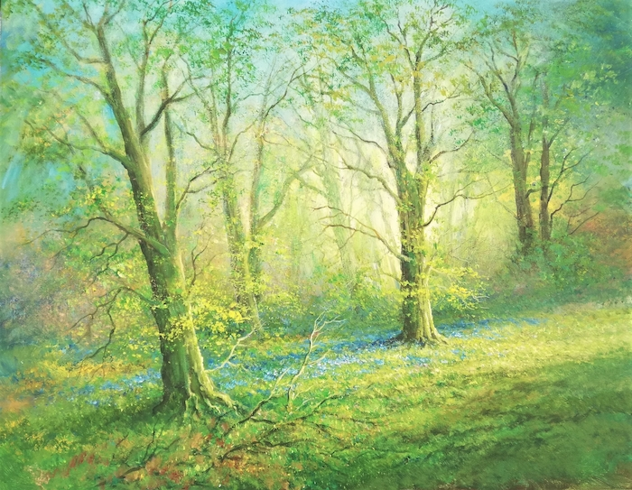 liam jones bluebell forest